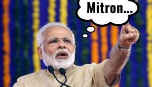 PM Modi to make big announcement! Twitterati say, 'Mitron phir se'