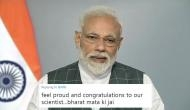 PM Modi congratulates Indians about successful 'Mission Shakti' operation; Twitterati say, 'Modi means faith'