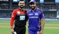 IPL 2020 MI vs RCB: रोहित शर्मा ने जीता टॉस लिया गेंदबाजी का फैसला, दोनों टीमें में हुए बदलाव, देखें प्लेइंग इलेवन