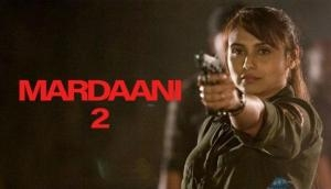 Mardaani 2 actress Rani Mukherji says, 'no country can be trademarked safe or unsafe for women'