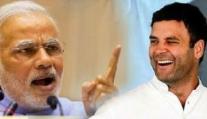 PM Modi-Rahul Gandhi election battle like elephant and ant, says Parkash Singh Badal