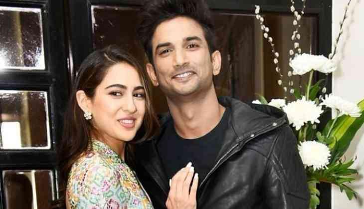 Sushant Singh Rajput and Sara Ali Khan   Bollywood