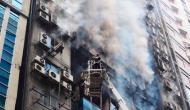 ढाका की 24 मंजिला इमारत में लगी भीषण आग, 19 की मौत, कई लोगों के फंसे होने की आशंका