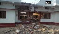 Bihar: BJP leader Anuj Kumar Singh's residence exploded with dynamite by Naxals; probe underway
