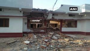 बिहार में मतदान से पहले नक्सलियों का तांडव, बीजेपी नेता के घर को डायनामाइट ब्लास्ट से उड़ाया