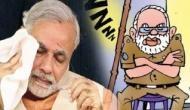 'चौकीदार' बनें बीजेपी और कांग्रेस के गले की फांस, आयोग में शिकायत की दर्ज