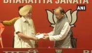 Suspended AAP MP Harinder Singh Khalsa joins BJP