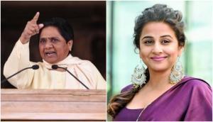 Vidya Balan to play lead in BSP leader Mayawati biopic?
