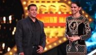 Salman Khan on why he has not worked with Deepika Padukone yet: 'She is a big star'