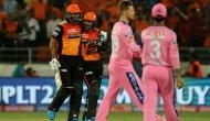 IPL 2019: काम नहीं आया द्रविड़ के ब्रम्हास्त्र का सैकड़ा, वार्नर के तूफान में उड़ा राजस्थान