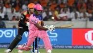 IPL 2019 SRH vs RR: Sanju Samson scores first ton of IPL 2019, Rajasthan finishes at 198-2