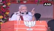 Lok Sabha Elections 2019: Congress manifesto a document of Pakistan's conspiracies, says PM Modi
