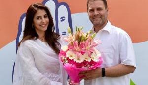 LS Polls: Urmila Matondkar to contest from Mumbai North on Congress ticket