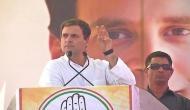 राहुल गांधी का एलान, सत्ता में लौटे तो खत्म कर देंगे नीति आयोग