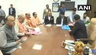 Amit Shah files nomination from Gandhinagar, NDA rallies in support