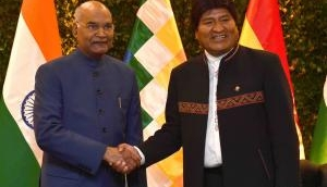 India and Bolivia signs 8 MOUs in diverse sectors including culture, space and medicine