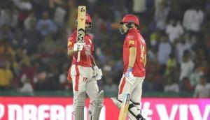 KXIPvMI: गेल के धमाके के बाद राहुल और मयंक ने मुंबई को धो डाला, 8 विकेट से जीता पंजाब