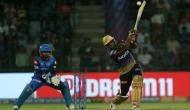 DCvKKR: कार्तिक और रसेल ने छुड़ा दिए दिल्ली के गेंदबाजों के छक्के, कोलकाता ने बनाए 185 रन