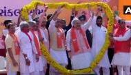 लोकसभा चुनाव 2019: मोदी के रंग में रंगे उद्धव ठाकरे, बोले- शाह से मेरा दिल मिल गया है