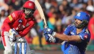 MIvKXIP: फिर नहीं चला युवराज सिंह का बल्ला, मुंबई ने पंजाब को दिया 177 रनों का लक्ष्य