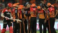 SRHvRCB: वॉर्नर-बेयरस्टो के शतक के बाद नबी के सामने नतमस्तक हुई टीम कोहली, 118 रनों से हारी