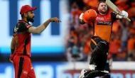 IPL 2020 RCB vs SRH: इस प्लेइंग इलेवन के साथ उतर सकती हैं दोनों टीमें, आंकड़ें से जानिए किसका पलड़ा है भारी