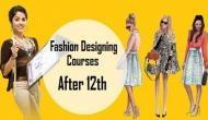 12th पास कर करें फैशन डिजाइनिंग कोर्स, नौकरी की होगी भरमार