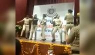 Watch: Delhi policewomen, IPS Officer shakes leg on Sapna Choudhary's 'Teri Aakhya Ka Yo Kajal'; video goes viral