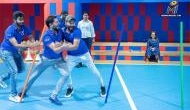 Here's what Rohit Sharma, Yuvraj Singh and Jasprit Bumrah did during team bonding activities