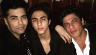 Shah Rukh Khan's son Aryan joins Karan Johar's Takht; read details inside