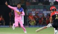 Shreyas Gopal becomes first bowler to take hat-trick in the first 5-over match in IPL history