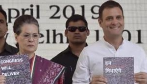 Congress concentrates on youth and farmer in poll manifesto, threatens to investigate Rafale deal