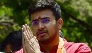 DMK is 'anti-Hindu' so we must defeat it, says Tejasvi Surya