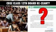 Alert! CBSE releases a notification on fake viral notice about re-exam of Class 12 Physics and Economics papers