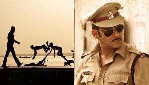 सलमान खान फिर से दिखा रहे हैं 'दबंग' गिरी, फिल्म के गाने की वीडियो हुई वायरल
