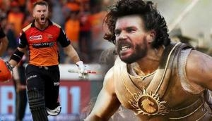 Video: Baahubali 3 makers to cast David Warner in the movie; Know which side is he on Baahu or Bhalla?