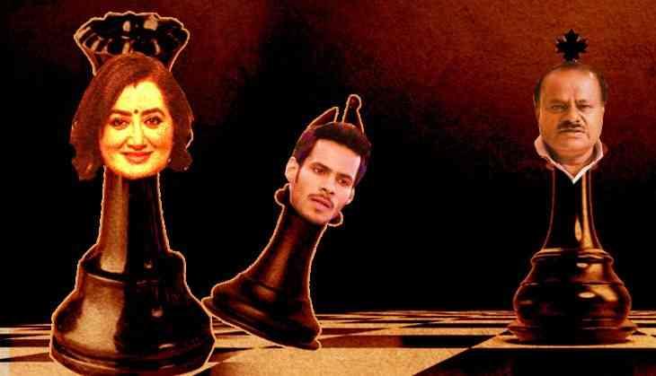 Checkmate Nikhil: Sumalatha upsets Kumaraswamy's game in Mandya