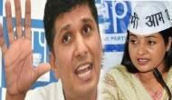 AAP's Saurabh Bharadwaj, Alka Lamba spar on Twitter