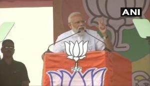 PM Modi in Siliguri: Mamata Banerjee a speedbreaker in West Bengal's development