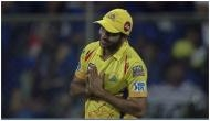 Watch: When Shradul Thakur said 'Sorry MSD' after sloppy fielding against Mumbai Indians