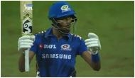 Watch: Hardik Pandya leaves MS Dhoni in shock by pulling off his signature helicopter shot