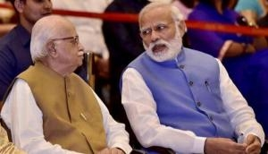 लालकृष्ण आडवाणी के ब्लॉग पर प्रधानमंत्री मोदी की तरफ से आया ये जवाब