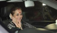 Poonam Sinha, wife of Shatrughan Sinha, to contest against Rajnath Singh from Lucknow