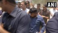 वायनाड: राहुल गांधी के रोड शो के दौरान हादसा, तीन पत्रकार घायल