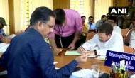 Rahul Gandhi files nomination from Wayanad, Priyanka Gandhi holds the baton