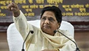 'Ali and Bajrangbali, both are with us now': Mayawati's jab at CM Yogi Adityanath