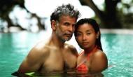 पूल में पत्नी अंकिता संग इस अंदाज में मस्ती करते दिखे मिलिंद सोमन, बोल्ड लुक हुआ वायरल