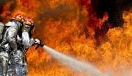 अमृतसर में आग का तांडव, जलीं 80 से 100 झुग्गियां, 10 बच्चों के मरने की आशंका