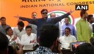 कांग्रेस में शामिल हुए शत्रुघ्न सिन्हा लेकिन सताती रही BJP की याद, देखें वीडियो