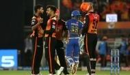 IPL 2019 SRH vs MI: Mohammad Nabi helps Sunrisers restrict Mumbai Indians at 136-7